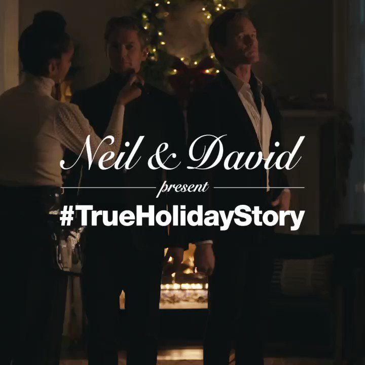 When @ActuallyNPH pulls a fast one on me, he's far from subtle. Head to @Walgreens this holiday season for those last minute holiday essentials. #TrueHolidayStory #Ad
