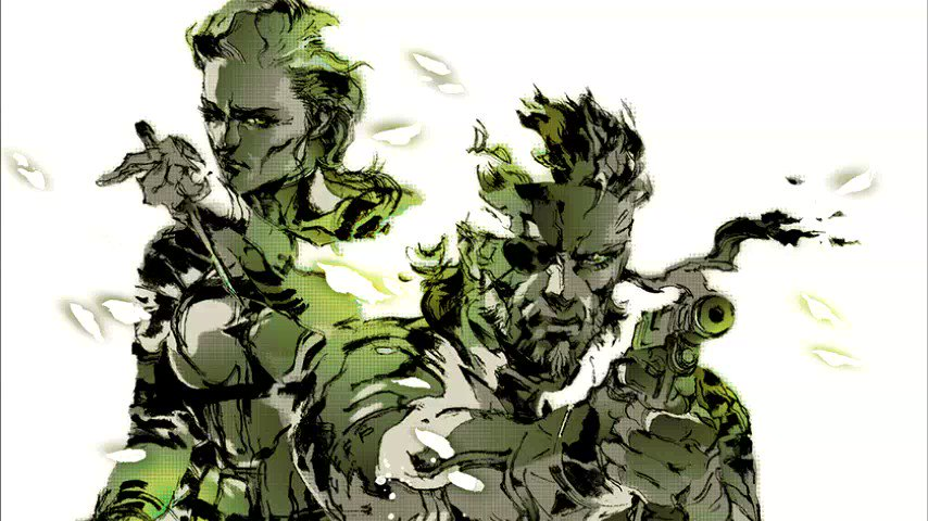@140VGM's photo on metal gear solid