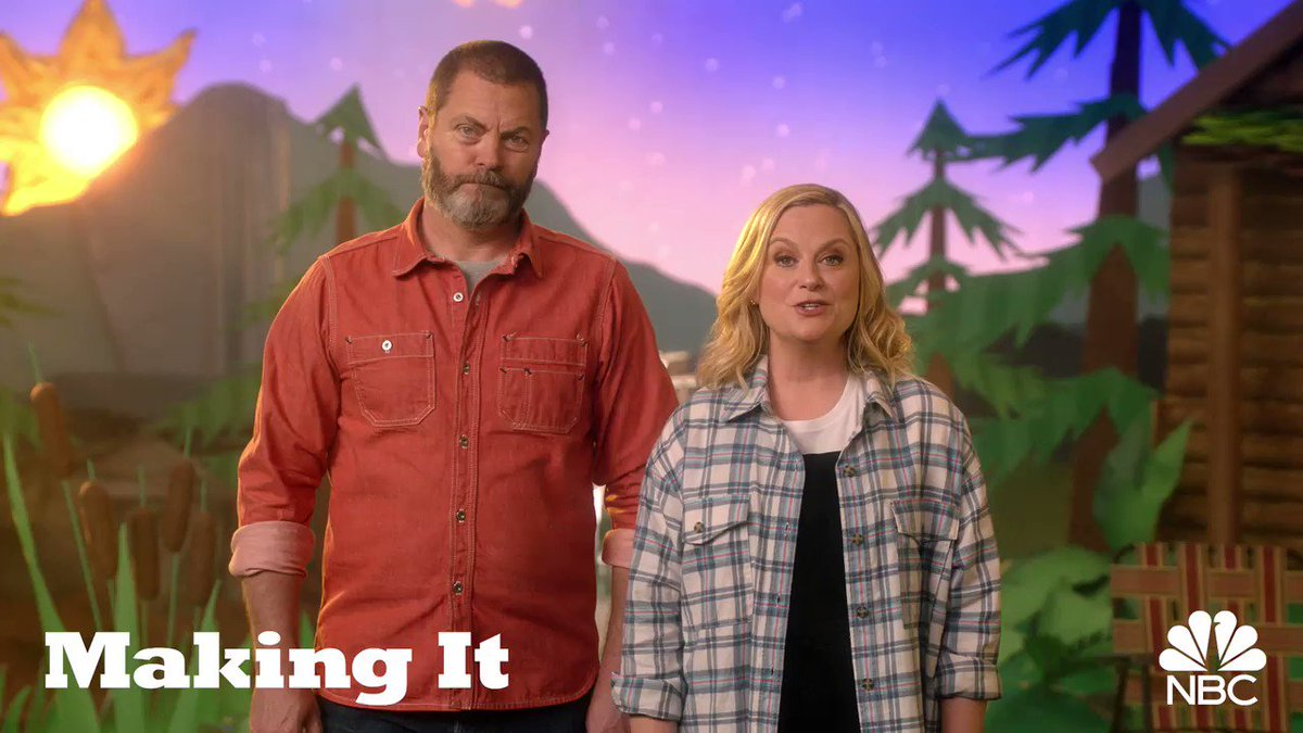 @NBCMakingIt's photo on #MakingIt