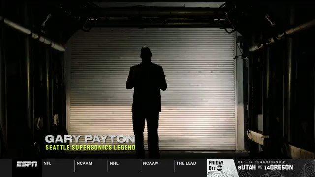 Vikings vs. Seahawks: ESPN's great intro with Gary Payton, Shawn Kemp