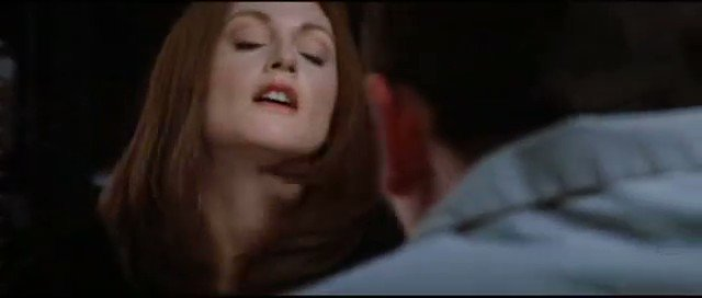 Happy Birthday Julianne Moore! You can suck her dick, and also mine xoxo