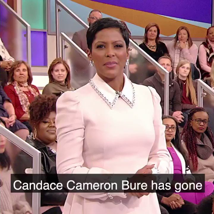 """On the next """"Tamron Hall,"""" @candacecbure dishes on her journey beginning as a young actress on """"Full House"""" to now having 8 Christmas movies under her belt!"""