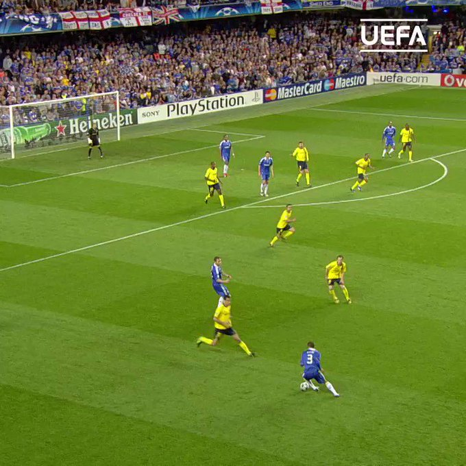 Happy birthday Michael Essien!  This goal for =     
