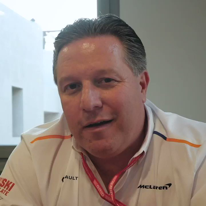 """""""The support has been absolutely outstanding."""" 🧡  A message from @ZBrownCEO as we bring the curtain down on a memorable 2019 season. #FansLikeNoOther"""