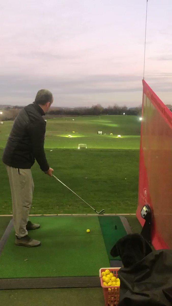 My golf is coming on in Abundance😀. #swinglikeapro