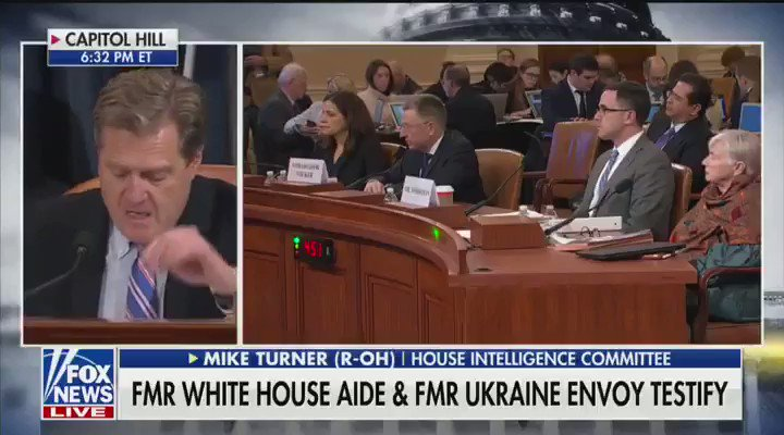 5) Ambassador Volker shredded the Democrats' case, and they ignored it. Remember: Volker said @realDonaldTrump never told him of an aid/political investigations link, and Ukraine never mentioned it either.  Mind you, Volker actually spoke to POTUS. He had firsthand knowledge.
