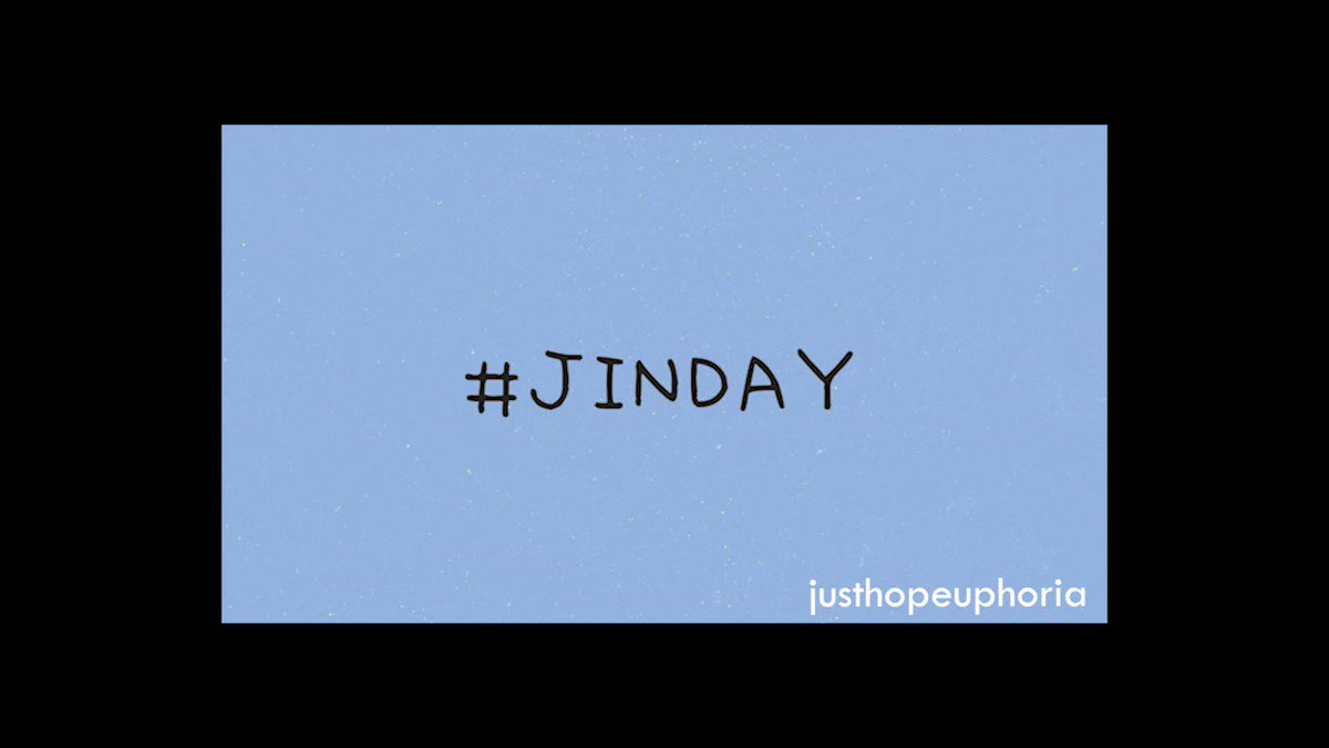 Happy birthday Jin 🤴🌹 #RosesForJin #HAPPY_JINDAY #JIN #김석진 #JinOurHappiness #JINDAY #HappyBirthdayJin #TonightAndAlwaysWithJin #JinOurDecemberStar @BTS_twt