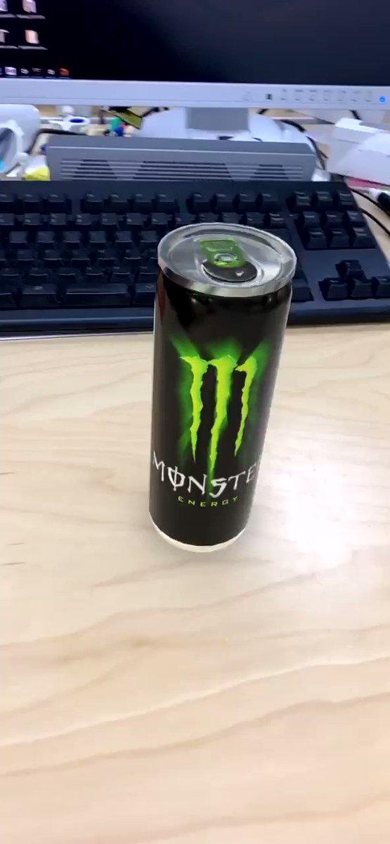 monster AR作ってみました!