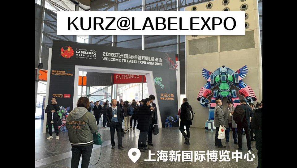 Image for the Tweet beginning: Meet us @Labelexpo Asia in