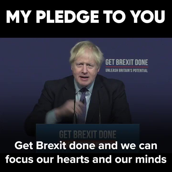 This is my pledge to you.