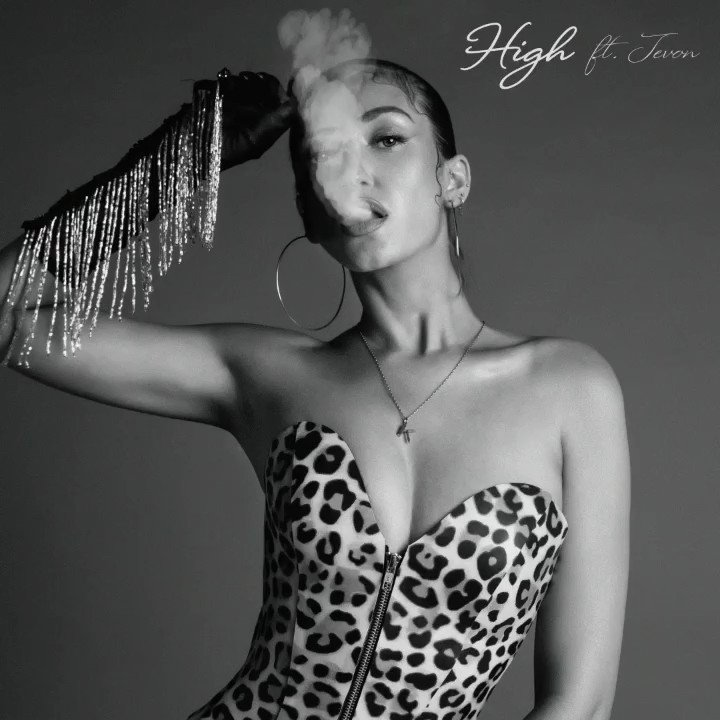HIGH 💨💨 OUT FRIDAY! Written with my brothers @RyanAshley & @MNEK - produced by @itsn8tive featuring @jevon_official