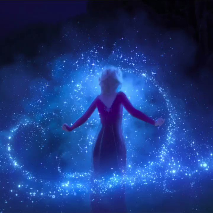 "Watch the full ""Into the Unknown"" sequence from Disney's #Frozen2 featuring the original song performed by @IdinaMenzel (voice of #Elsa) featuring AURORA and written by Academy Award winners Kristen Anderson-Lopez & Robert Lopez. youtube.com/watch?v=gIOyB9…"