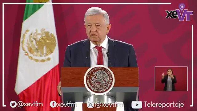#LoMásDestacado del #MartesEl presidente Andrés Manuel López Obrador refrendó su confianza al gobernador de #Tabasco, Adán López sobre un presunto conflicto notarial.Lee más detalles http://bit.ly/35YuQiW