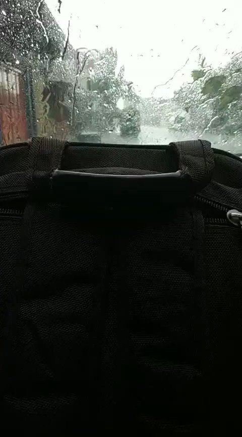 Bangsri Hujan Deras. Bangaimana daerahmu lek?
