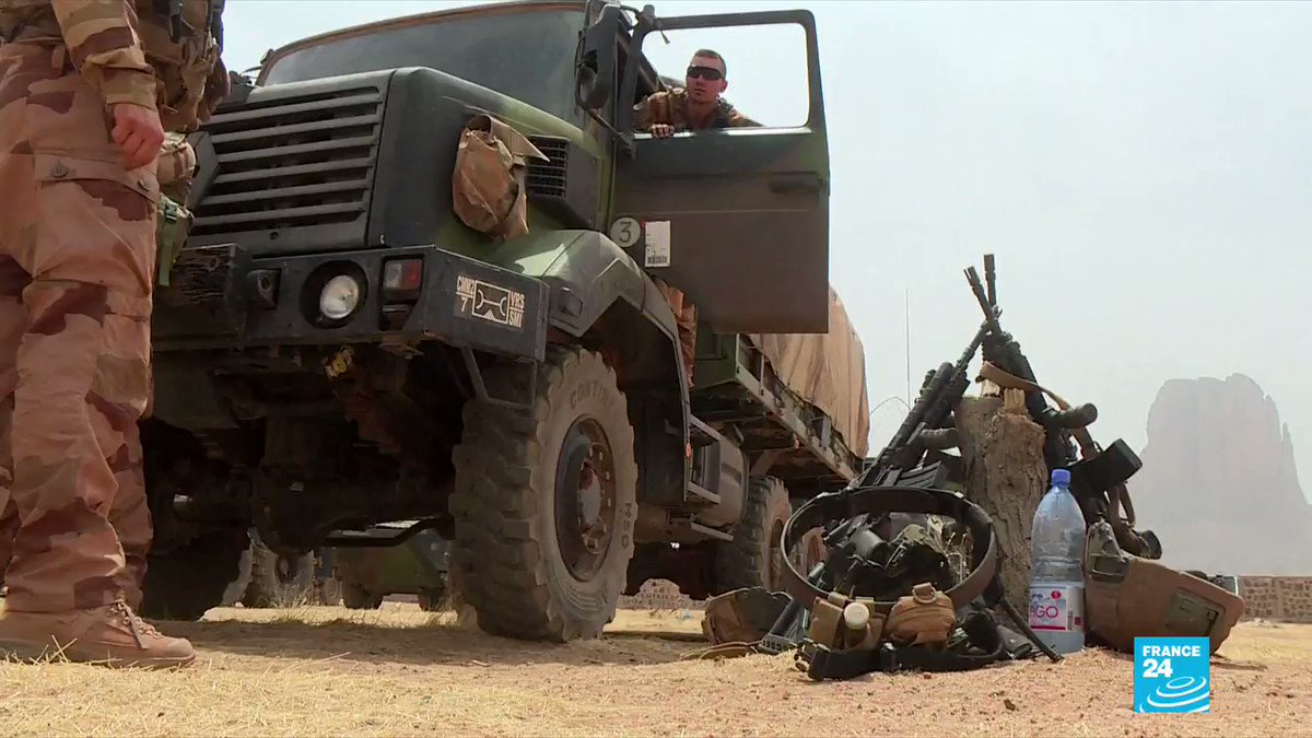 L'opération Barkhane confrontée au sentiment antifrançais au Sahel