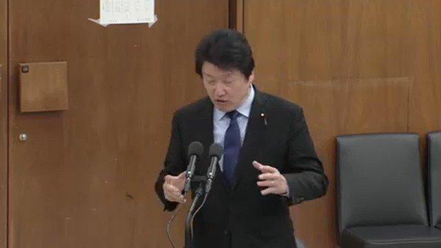 足立康史「日本で唯一、政党間で議論を戦わせることが出来る憲法審査会は止まってる。だから日本の立法府は名ばかりでスキャンダル追及するだけの生産性ゼロの場になってる」この主張に多くの人が共感すると思います#kokkai