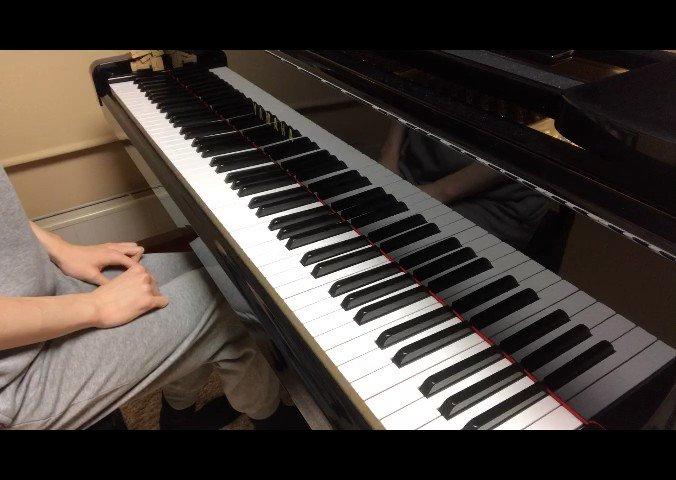 動画投稿しました!!!!!!!!!、幻想が見えました。『ショパン作曲「幻想即興曲」、人間が弾ける限界の速さは!? 』フルはこちら→