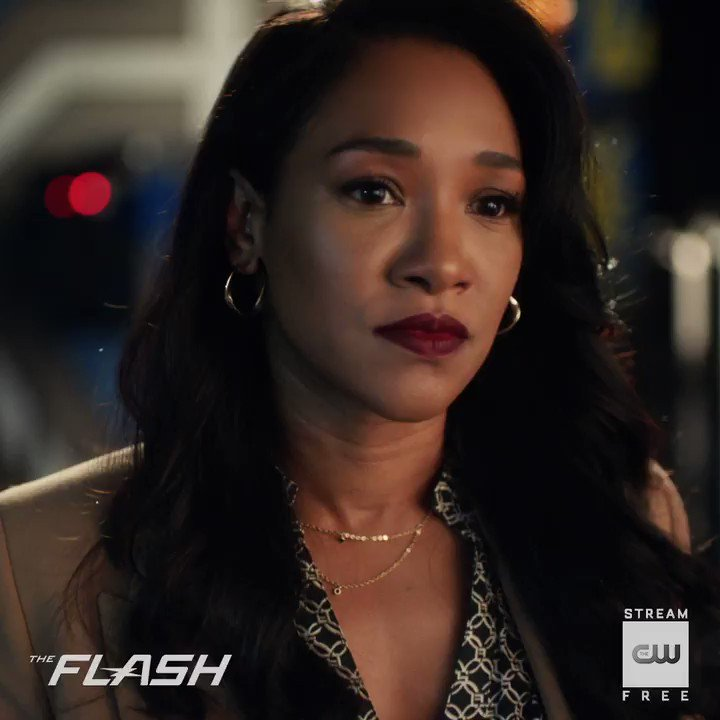 Only she can get through to Barry. Stream free only on The CW App: go.cwtv.com/streamFLAtw #TheFlash