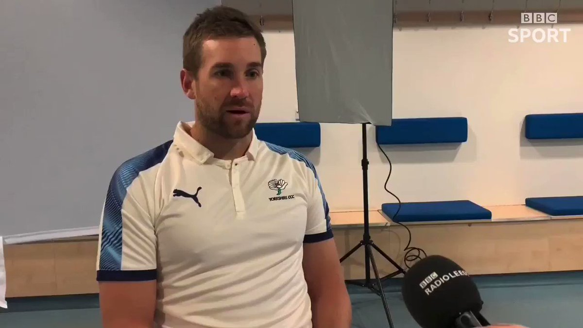 WATCH: Yorkshire's newest signing Dawid Malan speaks to @BBCLeeds about his move from Middlesex. He also tells me how it was received in the England changing room & his hopes of making a return to the Test side. #YCCC #bbccricket