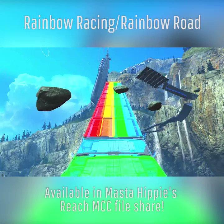 [Course] Raimbow Racing sur Raimbow Road !