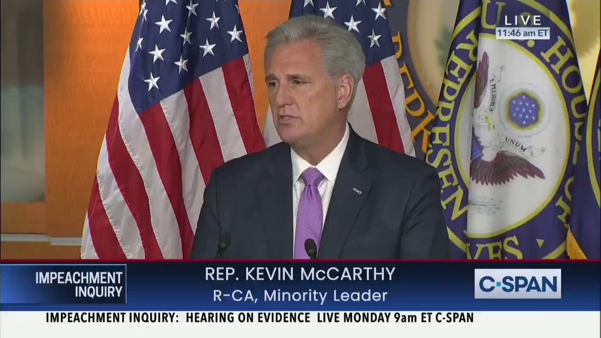 Best question ever put to Kevin McCarthy who said in 2016 he thinks Putin pays Trump: