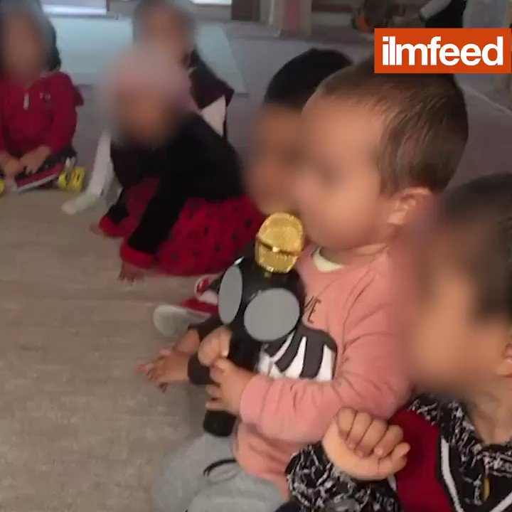 Thousands of Uyghur women and children have fled from persecution to Turkey. You can help #Uyghur children like this receive education and food by donating to our Uyghur campaign at: launchgood.com/HelpTheUyghur