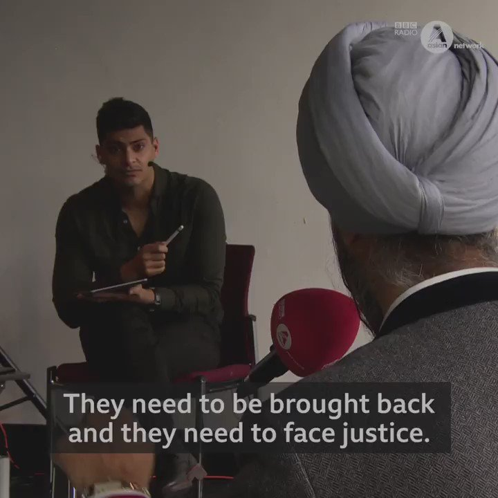 Labour candidate @TanDhesi tells @qasalom why he thinks people born and brought up in Britain should be tried by UK courts. He was questioned by @qasalom on today's Big Debate election special. #BBCElection #GE2019 Listen to the full show here: bbc.in/38dYDpY