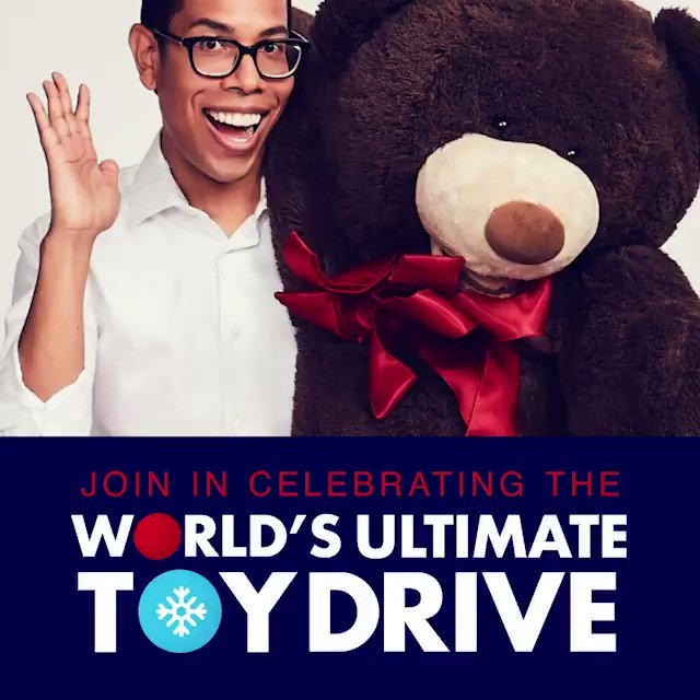 Season's greetings, #PoseFX fam. Join the #WorldsUltimateToyDrive and donate a new, unwrapped toy online at @shopDisney or at a U.S. Disney store to support Toys for Tots. Go to http://ToysForTots.org/Holiday  to learn more.