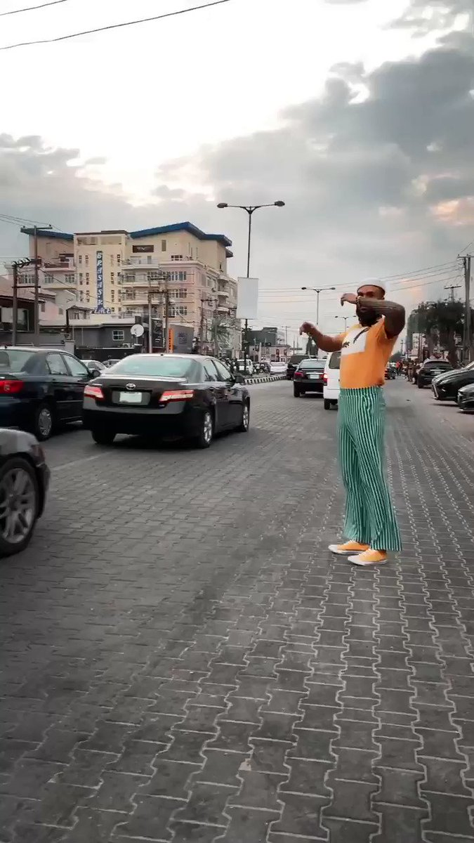 I learned how to cross traffic in New York, but Lagos feels like the original Concrete Jungle.