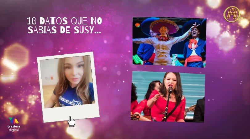 #FOTOS 📸 | Decidida, aplicada y alegre, ¡así ha demostrado ser Susy Ortuño! 🎤🧡🎶 Sus mejores fotografías →   #LaAcademia 📲