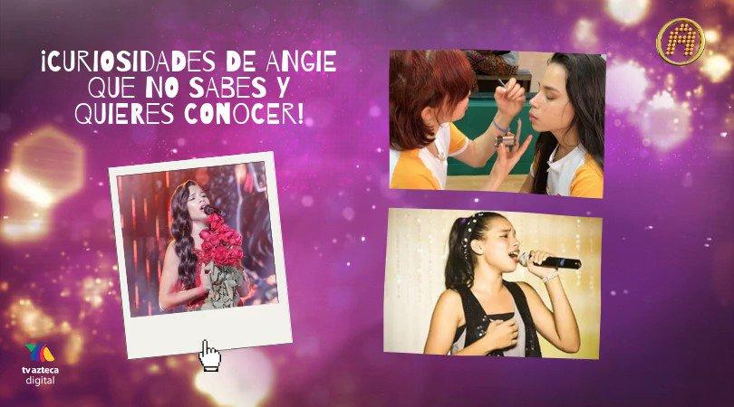 #FOTOS 📸 | Angie Flores es una chica que ha demostrado dar lo mejor de ella misma en cada concierto... 🎤🎶 ¡Y aún le queda mucho por mostrarnos! 🧡Conócela un poco más →   #LaAcademia 📲