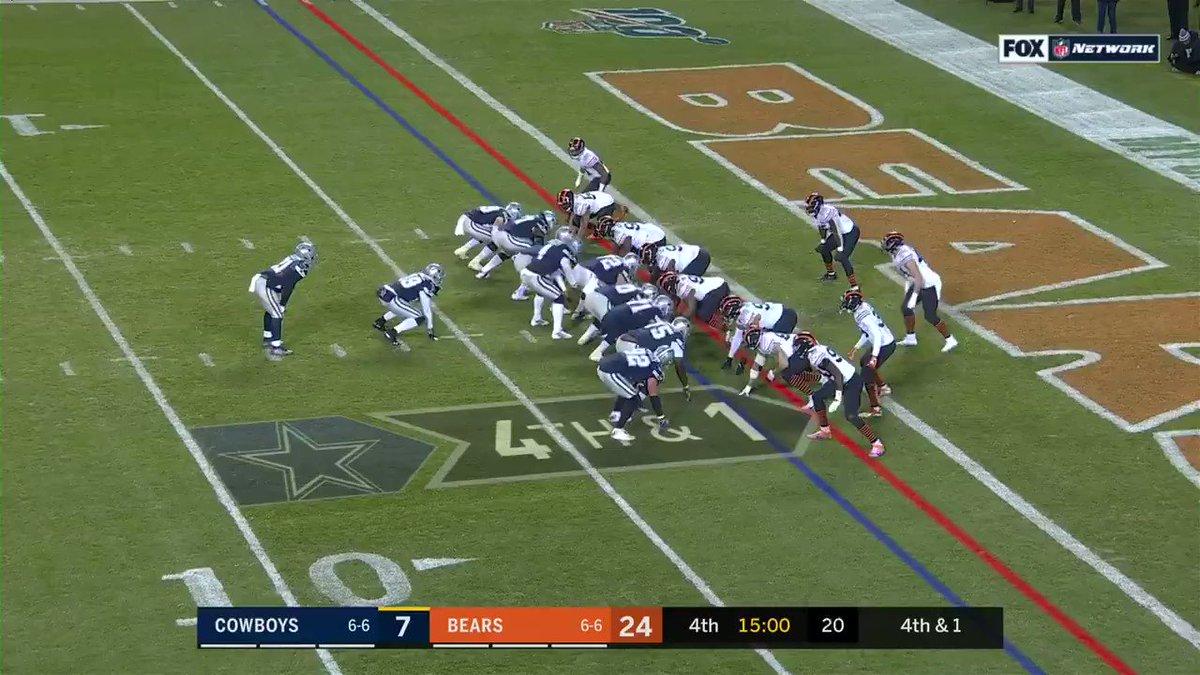 Image for the Tweet beginning: Touchdown @DallasCowboys! @EzekielElliott entra na