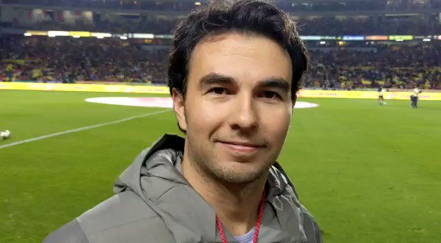 Sergio Pérez @SChecoPerez