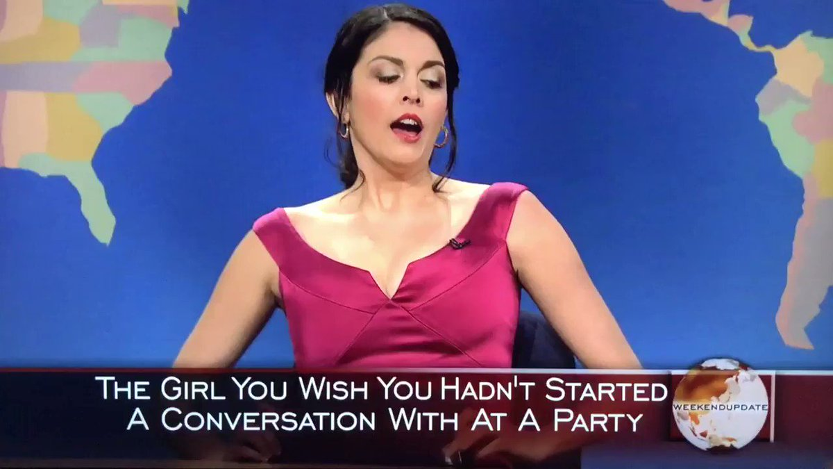 Everytime I see this skit it reminds me of @AOC. How did her district didn't realize this is what they were voting into office? #SNLChristmasSpecial #SNL @nbcsnl #FridayMotivation #FridayThoughts #FridayFeeling #MerryChristmas #AOC @RepAOC