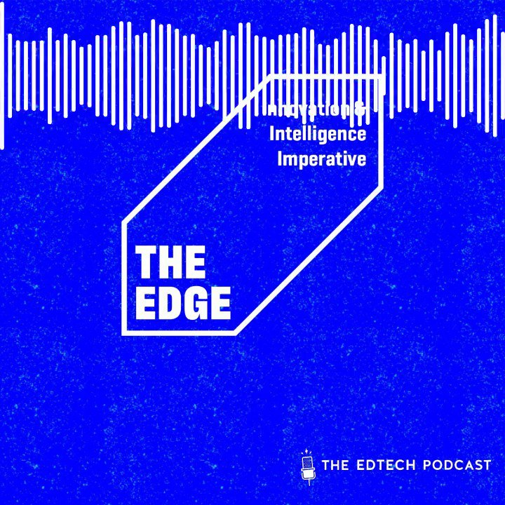 #fridaymorning HELLO! 👋 Listen to our latest The Edge episode 👊podcasts.apple.com/gb/podcast/the…👊 This series is all about the leaders in #HigherEd doing things a bit differently🙌 @cbkandiko is one of our guests on the most recent #EdtechEdge episode 👂⬇️👂 ⬇️👂 ⬇️
