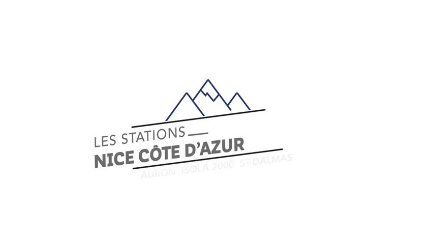 Image for the Tweet beginning: Les #StationsNiceCotedAzur, sports d'hiver en