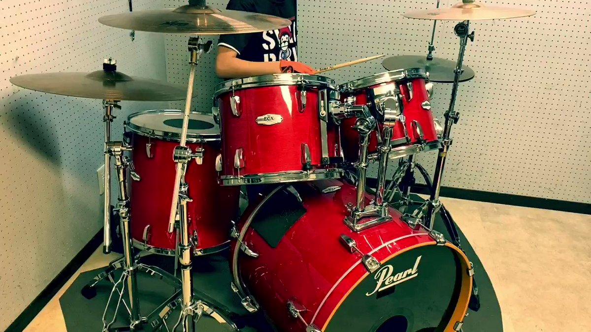 KANA-BOON / シルエット【親子で演奏してみた】ライブに向けて親子でリハ中🎸🍊 #drum #drums #drummer #中学生 #中学生ドラマー #kanaboon #シルエット #pearl #sabian #親子ライブ #親子共演 #演奏してみた #叩いてみた #弾いてみた
