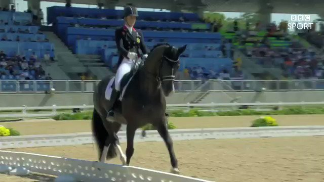 The Unrehearsed Voiceover Artist - Olympic Dressage