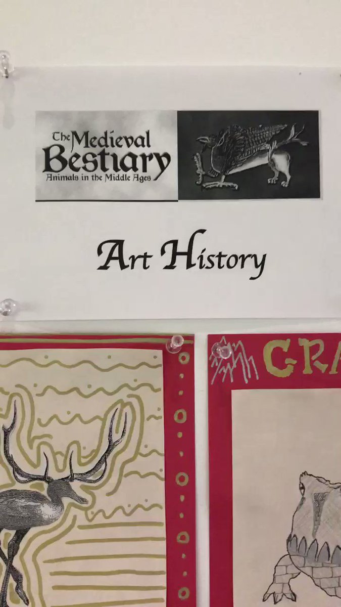 Art History <a target='_blank' href='http://twitter.com/HBWProgram'>@HBWProgram</a> <a target='_blank' href='http://twitter.com/APSArts'>@APSArts</a> creates a Medieval Bestiary <a target='_blank' href='http://search.twitter.com/search?q=loveHB'><a target='_blank' href='https://twitter.com/hashtag/loveHB?src=hash'>#loveHB</a></a> <a target='_blank' href='http://search.twitter.com/search?q=arthistory'><a target='_blank' href='https://twitter.com/hashtag/arthistory?src=hash'>#arthistory</a></a> <a target='_blank' href='http://search.twitter.com/search?q=beasts'><a target='_blank' href='https://twitter.com/hashtag/beasts?src=hash'>#beasts</a></a> <a target='_blank' href='https://t.co/MiRP0AGg5o'>https://t.co/MiRP0AGg5o</a>