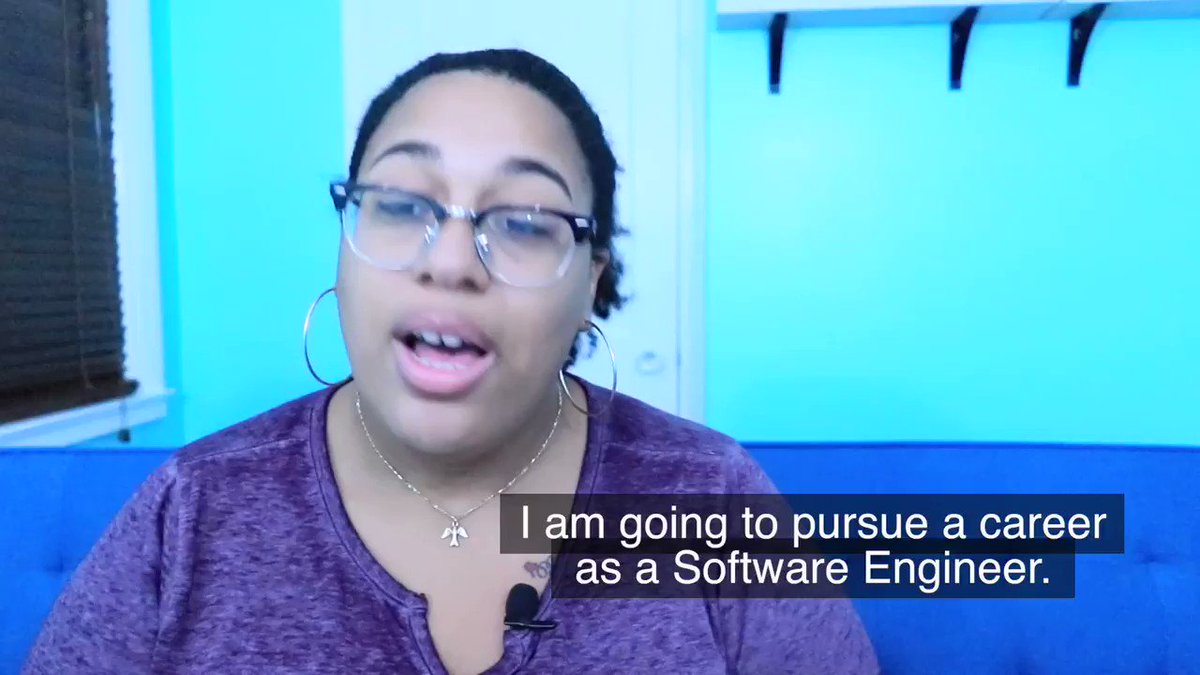 @Career_Karma @rubenharris @everest10x @OutcoSF  #coding #codingbootcamp #crowdfunding #mondaymotivation #TuesdayMotivation #motivation #FundraisingFriday #FundOurFutureFL  #WomenWhoCode  #captionedforinclusion  Please support or share this video :)