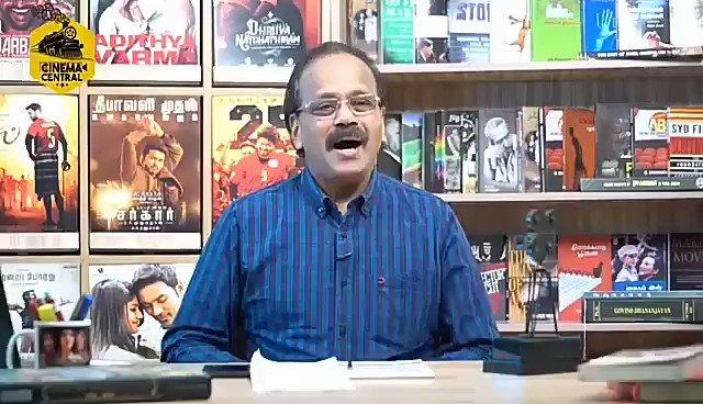தளபதி விஜய்யின் 27 வருட சினிமா பயணம் பற்றி தயாரிப்பாளர் DR.தனஞ்செயன் youtu.be/MI3-ODQlfIo 🎉 #ThalapathyVijay #27YrsOfKwEmperorVIJAY #Bigil #Thalapathy64 @actorvijay @Dhananjayang