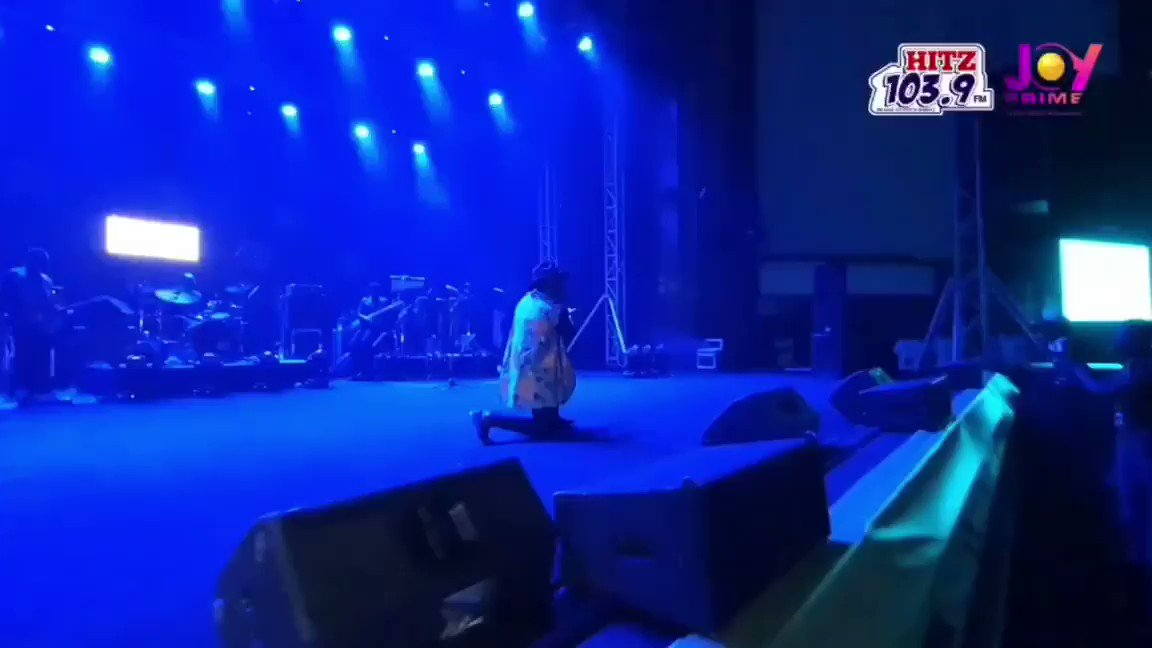 #LowTempo Michy #AICC #MtnMusicFestival #SlipMusic.pic.twitter.com/Frc95quvw9