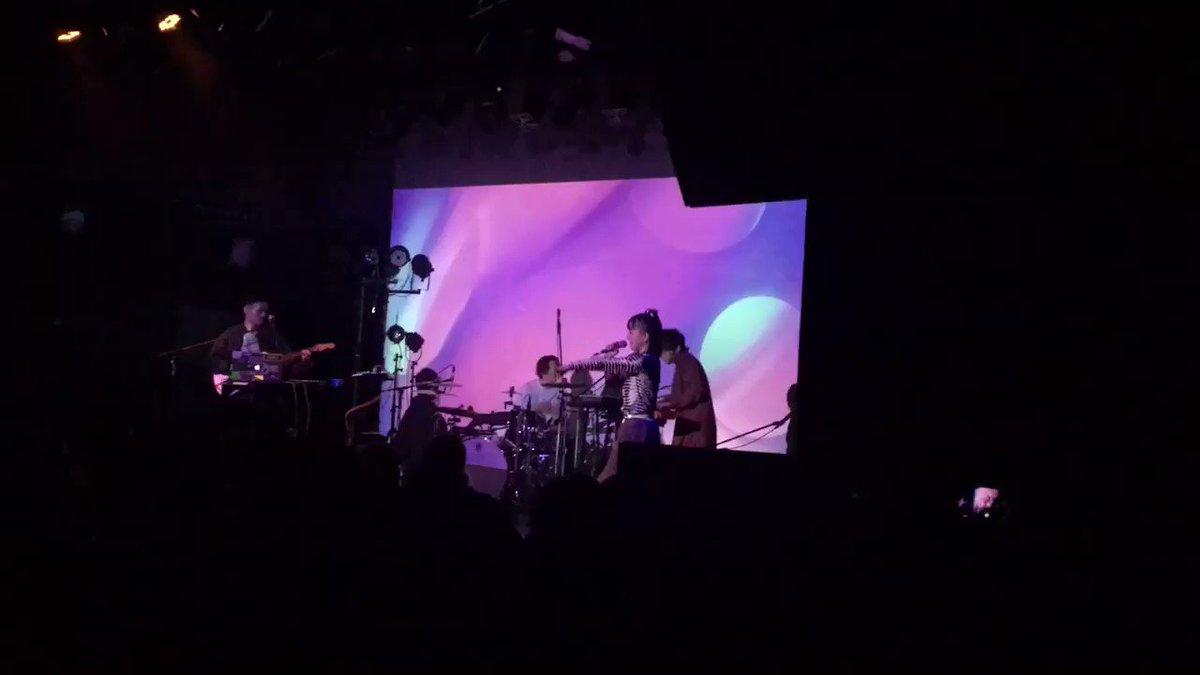 12/7(土)今夜のShin Sakiura @ShinSakiura ワンマンライブに参加したKuro @96kuro96 「VIDEO (prod.Shin Sakiura)