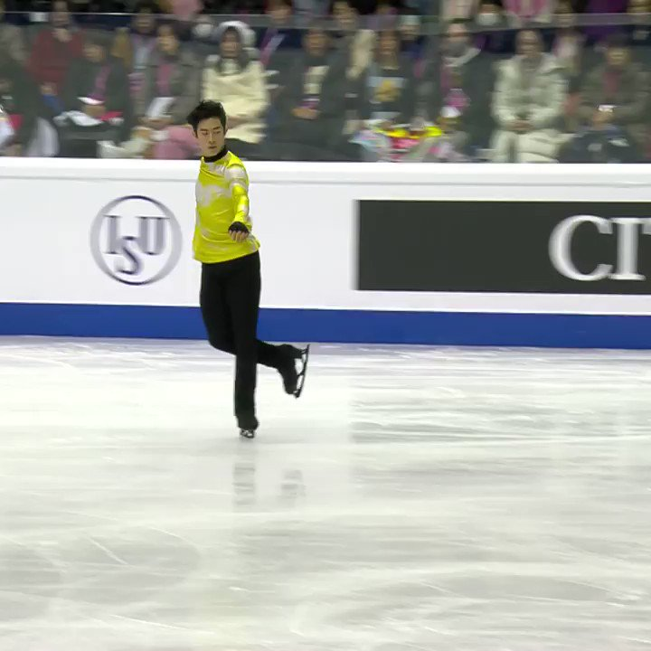 Nathan Chen Hasn't Been Beaten in Over a Year and Just Casually Broke 2 of His Own Records