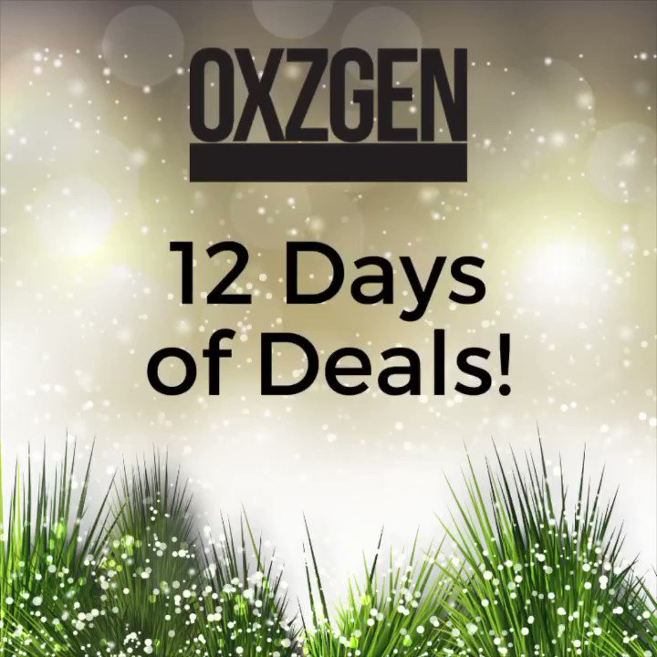 Day 3 is here and we've got a Buy 1, Get 1 Free offer you won't want to miss! Don't forget, these bundles are Customer Club Qualified and an extra point! 🙌🎁 #5LINX #OXZGEN #CBD #BUILDYOURLEGACY #CANNABIDIOL