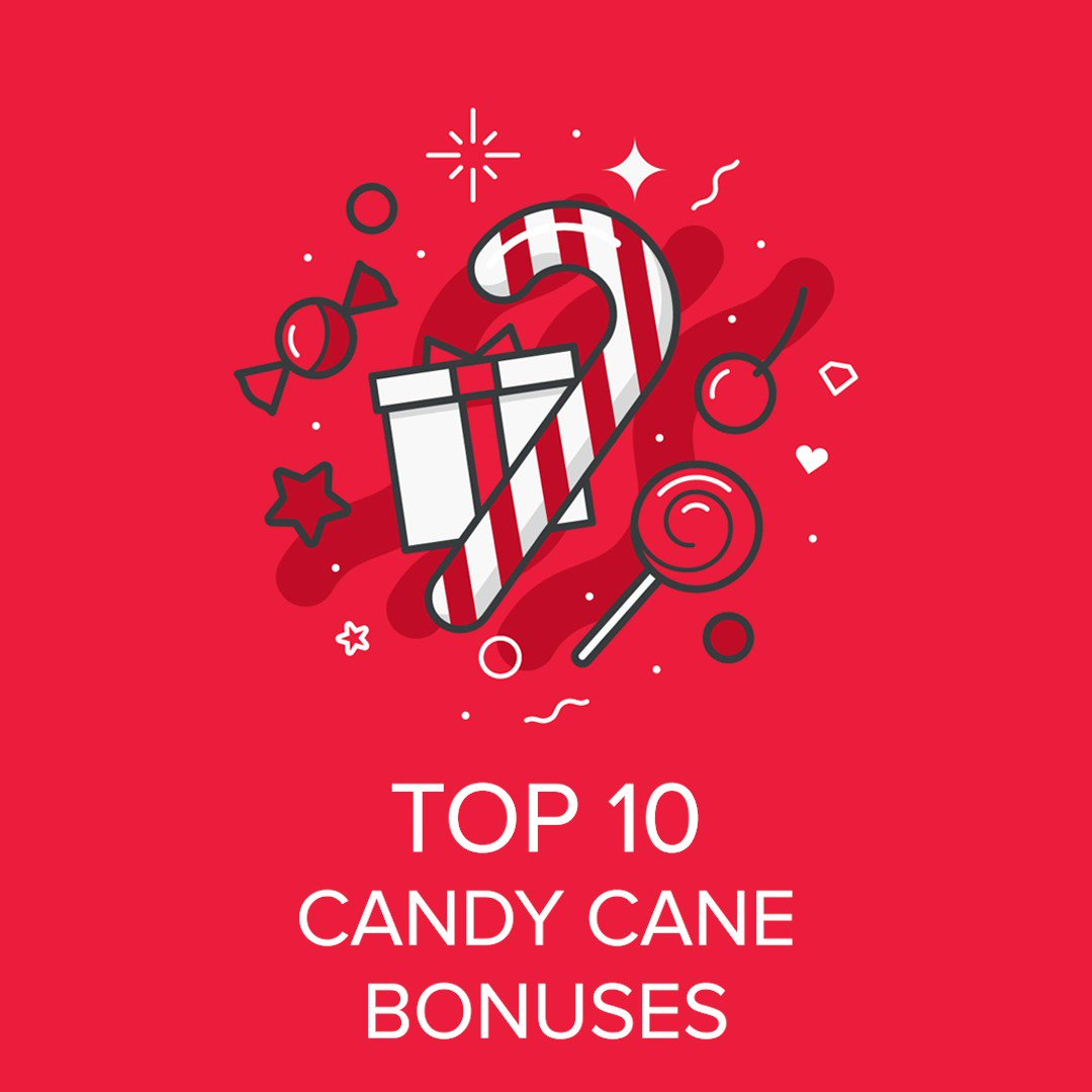 We have decided to add a little festive touch to the Christmas season a little earlier.  Sweeten up the holidays with the top 10 casino bonuses we chose for you: https://bit.ly/340w2B4  #AskGamblers #GetTheTruth #AGcommunity #playsafe #onlinegames #egaming #bonus