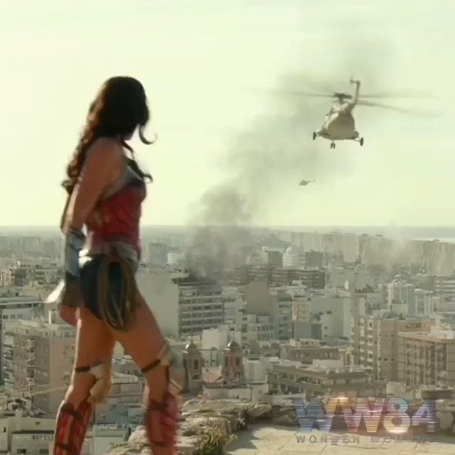 The first teaser is out! Stay tuned for the full trailer tomorrow!! Here we go...!!! 🙅🏻‍♀️💃🏻 #WW84 @WonderWomanFilm