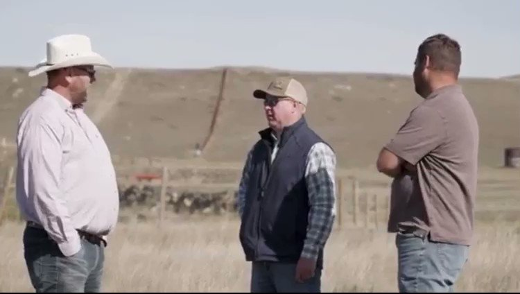We're proud to have stewards like @jeffsmith19801 of Deer Creek Livestock representing beef producers from across Canada in our board. Congrats to Jeff and partners on their ESA win from @albertabeef! #sneakpeek #ESA #cdnbeef
