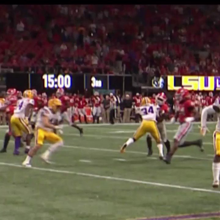 Video: Absolutely Brutal Hit Leads To Ejection In Georgia-LSU