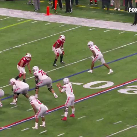 Video: Referees Miss Blatant Penalty By Ohio State vs. Wisconsin